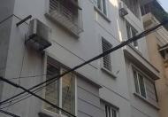 Bán nhà khu TTQĐ Quán Thánh,Ba Đình,HN 60m2x5 tầng,Mt11m,lô góc,ô tô vào nhà