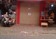 Cho thuê cửa hàng mặt phố Đê La Thành, Giảng Võ, Ba Đình, Hà Nội. 11 tr