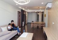 Cho thuê CH chung cư FLC 265 Cầu Giấy, 127m2, 3PN, đầy đủ nội thất, LH 0989144673, giá 17 tr/th