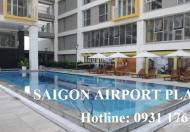 Giỏ hàng căn hộ Saigon Airport Plaza update hàng ngày với giá hấp dẫn nhất. LH: 0931.176.338