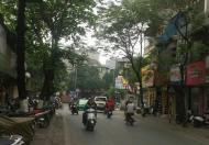 Bán nhà 1 mặt phố và 1 mặt ngõ Đội Cấn, Ba Đình, giá 22.5 tỷ