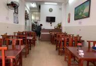 63m2 Mặt phố Kim Đồng, nhà hàng văn phòng kinh doanh sầm uất vỉa hè rộng 14.9 tỷ
