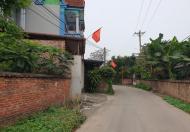 Chính chủ bán đất thôn Hội chợ Minh Trí sóc sơn HN DT 287m2 có sổ đỏ giá chỉ 800tr
