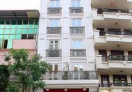 Bán nhà mặt phố Trần Thái Tông, Cầu Giấy, 65m2, mặt tiền 4.8m, 7 tầng, 18.5 tỷ
