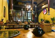 Cho thuê mặt bằng làm Nhà Hàng, cafe 2 tầng phố kinh doanh Trâu Quỳ.