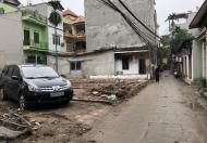 Chính chủ bán gấp đất ngõ 193/64 Phú Diễn, Bắc Từ Liêm, vị trí đẹp, kinh doanh tốt giá 1,820 tỷ/lô