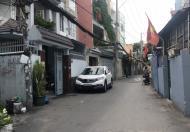 Hẻm nhựa 5m, Lê Quang Định, BT: 95m2 giá 5.4 tỉ.