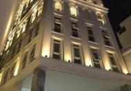 Cho thuê tòa nhà mới xây mặt tiền Man Thiện, Q.9, DT: 8x17m, hầm, 6 lầu, sàn trống suốt