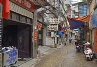 Bán nhà Kinh Doanh ngõ Trại Cá, Hai Bà Trưng 36m2 x 4T, giá 3.05 tỷ