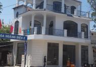 Cho thuê nhà 3 tầng mới 100% góc 2MT đường Hoàng  Diệu, tp. Nha Trang.