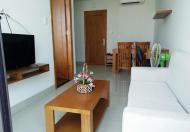 Cho thuê căn hộ cao cấp 1 PN tách biệt 40 m2, nội thất new 100%,view đẹp, gần biển giá rẻ nhất Đà Nẵng