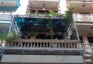 Chính chủ bán nhà 2 mặt ngõ phố Lạc Trung phân lô, Gara, KD 60m2, 5T, MT 5m LH: 0917992589