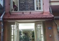Bán nhà ngõ 127 Hào Nam, Ô Chợ Dừa, Đống Đa DT40m2x6T, có thang máy, giá 4,85 tỷ