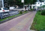 Cần bán căn hộ Khánh Hội 2, DT 82m2, 2 phòng ngủ, tặng nội thất, bán 2.75 tỷ. LH 0902855182