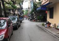 Măt Ngõ 16 Huỳnh Thúc Khánh, Kinh Doanh Sầm Uất,  36m*4Tầng*Giá: 10 Tỷ