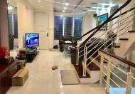 Đinh Cư Mỹ Bán Gấp Nhà Lô Góc Văn Cao, Ba Đình, DT 65m2 X 6 tầng, MT 4.3m, Gara Kinh Doanh.