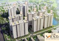 240 triệu sở hữu ngay căn hộ chung cư chất lượng hàng đầu dự án The Vesta Hà Đông.