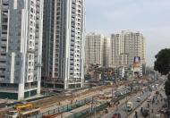 Mặt phố Minh Khai 54m, 5 tầng, quy hoạch ổn định, kinh doanh vô địch, Cạnh Timecity, 15.7 tỷ.