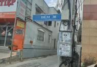 Nền trục chính hẻm 38 đường 3/2 thông qua chợ Da Liễu, P. Hưng Lợi, Ninh Kiều, Cần Thơ.