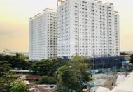 Cần cho thuê căn hộ Tara Residence Q.8, DT 78m2, 2pn, nhà trống lầu cao thoáng mát, giá thuê 9tr/th.