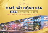 Sự kiện Cafe Bất Động Sản - mở bán Dự án KQH sân bay Đồng Hới-----------------