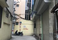 BÁN NHÀ PHỐ KIM GIANG, Q. HOÀNG MAI, HN, 35M2, MT 3.8M, 1.99 TỶ (LH 0915.1369.55)