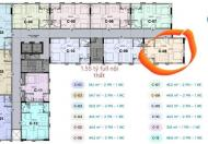 Chuyển công tác bán nhanh căn hộ LuxCity view 2 góc giá rẻ.