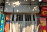 Nhà mặt phố Nguyễn Văn Trỗi 87 m2 x 4T, MT 4m, GT 32 tr .