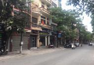Cho thuê nhà mặt phố Nguyễn Khuyến, Hà Đông 80 m2 3 tầng.