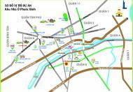 Chỉ còn 8 lô - dự án Phước Bình Home - Tạ Quang Bửu quận 8.