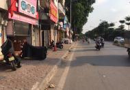 Bán nhà mặt phố đường Bưởi,Ba Đình,40m2,7 tầng mới,7.7 tỷ
