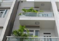 Cho thuê nhà mới đường Hoàng Hữu Nam, 5 x25, 3 lầu, sân rộng