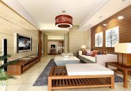 Cho thuê căn hộ  LuxGarden view cầu Phú Mỹ.