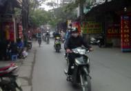 Bán đất mặt phố, DT: 54m2, MT: 6m, G: 4.6 tỷ tại Trần Cung, Bắc Từ Liêm.