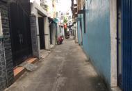 Bán gấp nhà đường Nguyễn Cửu Vân Quận Bình Thạnh, 70m2; 6,5 tỷ