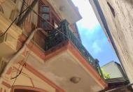 Bán nhà ngõ 127 Phố Hào Nam, Đống Đa, Hà Nội, DT40m2x4T,   Giá 3.45 tỷ