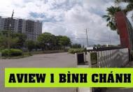 Cần bán căn hộ chung cư Aview- Nguyễn Văn Linh H.Bình Chánh  dt 108m, 3 phòng ngủ, 1.8tỷ, sổ hồng, nhà đẹp