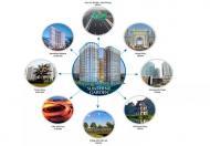 Bán căn hộ chung cư Cao Cấp Sunshine Garden,cạnh Times City, diện tích 94m2, giá 2,8 tỷ. QLDA : 0921376679.