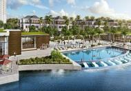 Bán căn biệt thự Vinhomes Ba Son bờ sông ở Quận 1 437m2 3 tầng giá 325 tỷ