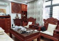 Bán nhà 5 tầng, dt 80m, MT 5m, khu 7,2ha Vĩnh phúc – Đội nhân, quận Ba Đình, 8.45 tỷ