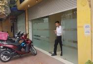 Chính chủ cho thuê nhà mặt phố 635C Kim Mã, 82m2, mặt tiền 6m, 30tr/tháng.