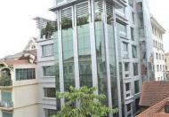 Cho thuê sàn văn phòng hạng B tại Đường Trần Quốc Toản Q. Hoàn Kiếm dt 175m2 sàn đẹp giá rẻ