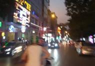 Cho thuê nhà mặt ngõ Bà Triệu , DT 110 m2, MT 7 m, 4 tầng, GIÁ 45 triệu/tháng