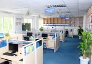 Văn phòng mặt đường Cầu Giấy cho thuê
