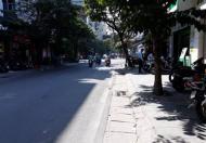 Bán nhà mặt phố Phạm Hồng Thái Ba Đình 68m2 5T MT4.5 giá 16.8 tỷ.