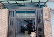 Bán nhà 1 trệt 1 lầu đường 32, Linh Đông, dt 50m2 giá 3,15 tỷ hẻm xe hơi
