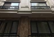 Nhà phố Vạn Bảo, Vạn Phúc, Ba Đình, 57m2, 7 tầng, thang máy, MT 9m, gara, giá 13 tỷ