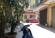 Phân lô, ôtô, đẹp, ở ngay phố Quỳnh Mai 46m 4tầng Mt 3.9m 5.9tỷ