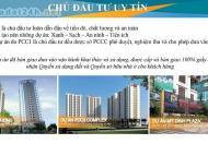Chỉ 1,6 tỷ sở hữu ngay căn hộ 2 phòng ngủ full nội thất tốt nhất quận Thanh Xuân