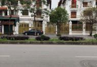 Biệt thự mặt phố Lưu Khánh Đàm khu độ thị Việt Hưng, Long Biên, Hà Nội